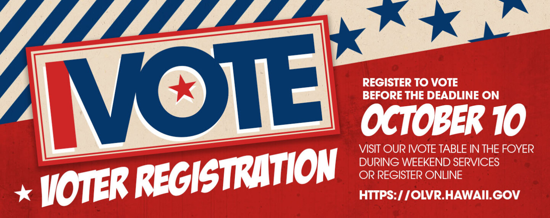 iVote Registration